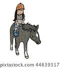 馬 馬兒 騎馬 44639317