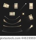 decorative set stadium 44639969