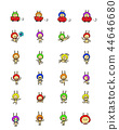 """可愛的""""Usajin""""的插圖集合 44646680"""