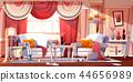 房间 室内装饰 混乱 44656989