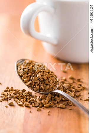 The instant coffee. 44660224