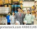 ภาพธุรกิจโลจิสติกส์คลังสินค้า 44663146