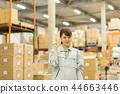 倉儲物流配送業務形象 44663446