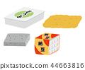 벡터, 콩 제품, 대두 제품 44663816