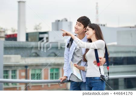 Travel, Seoul Station, Dating, Couple, Seoul 44664170