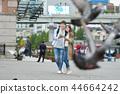 旅行,首爾站,約會,夫婦,首爾廣場 44664242