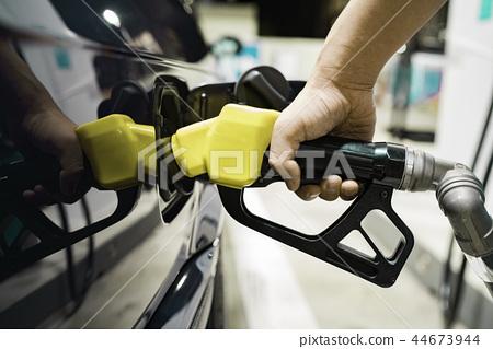Self-gas station Hi-Ok refueling 44673944