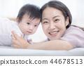 엄마, 아기, 육아 44678513