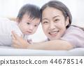 엄마, 아기, 육아 44678514