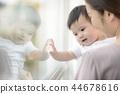 엄마, 아기, 육아 44678616