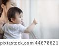 엄마, 아기, 육아 44678621
