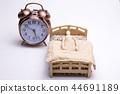 자명종, 알람시계, 시계 44691189