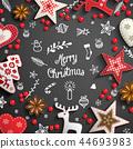 背景 圣诞节 圣诞 44693983
