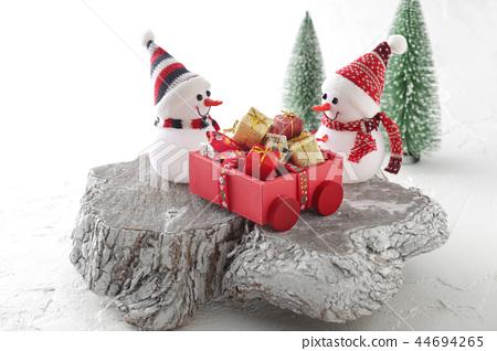 크리스마스 선물이왔다 44694265