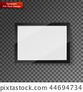 frame black vector 44694734