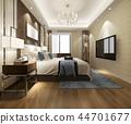 美麗 漂亮 臥室 44701677