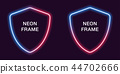 neon frame shield 44702666