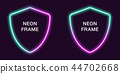 neon frame shield 44702668
