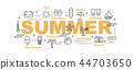 ฤดูร้อน,หน้าร้อน,แดดร้อน 44703650