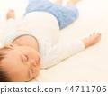 Sleeping baby 44711706