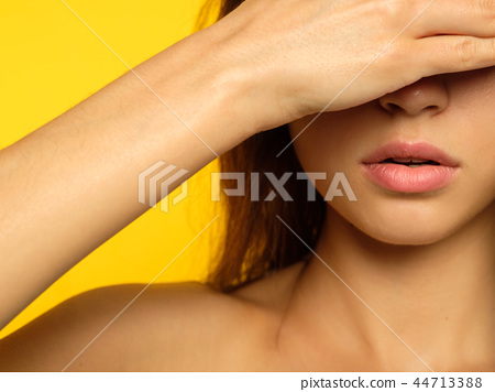 see no evil ignore abstract disregard cover eyes 44713388