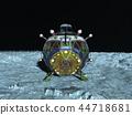 太空飞船 44718681