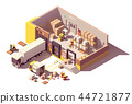 warehouse, storehouse, storage 44721877