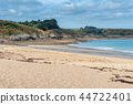 beach, brittany, seascape 44722401