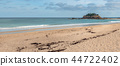 beach, brittany, seascape 44722402