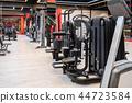 Modern gym interior 44723584
