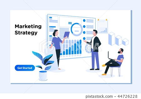 Content marketing strategy, Digital marketing and Business analysis 44726228