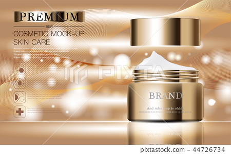 Hydrating facial cream for annual sale. 44726734