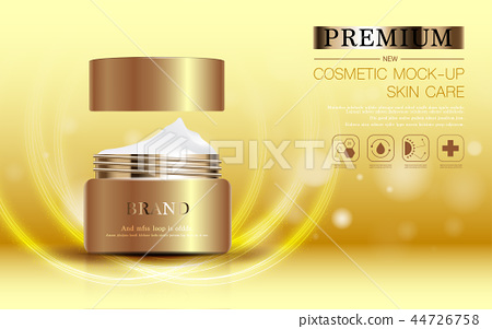 Hydrating facial cream for annual sale. 44726758