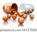 vitamin, pill, capsule 44727608