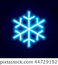 snowflake, sign, christmas 44729192