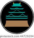 名古屋城堡馬克3 44729204