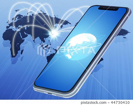 智能手機(網絡) 44730410