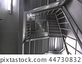 Stairs in modern building in San Diego 44730832