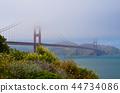 Golden Gate Bridge 44734086