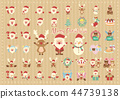 圣诞节 44739138
