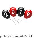 气球 汽球 2019 44750987