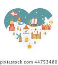 denmark flag building 44753480