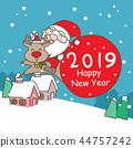 happy new year wih 2019 44757242