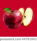 水果 红色 红 44761043