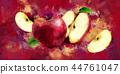 ผลไม้,สีแดง,แอปเปิล 44761047