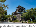 Fukui Maruoka Castle The oldest Japanese castle tower in existence 44764672