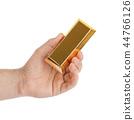 손, 금, 금색 44766126