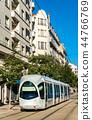 tram, lyon, france 44766769