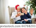 크리스마스, 성탄절, 소녀 44768203