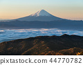 fuji, mountain, fujiyama 44770782